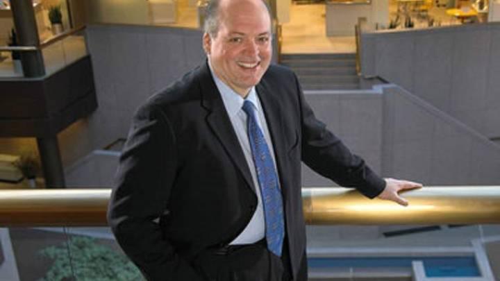 Jim Hackett's Ford bio