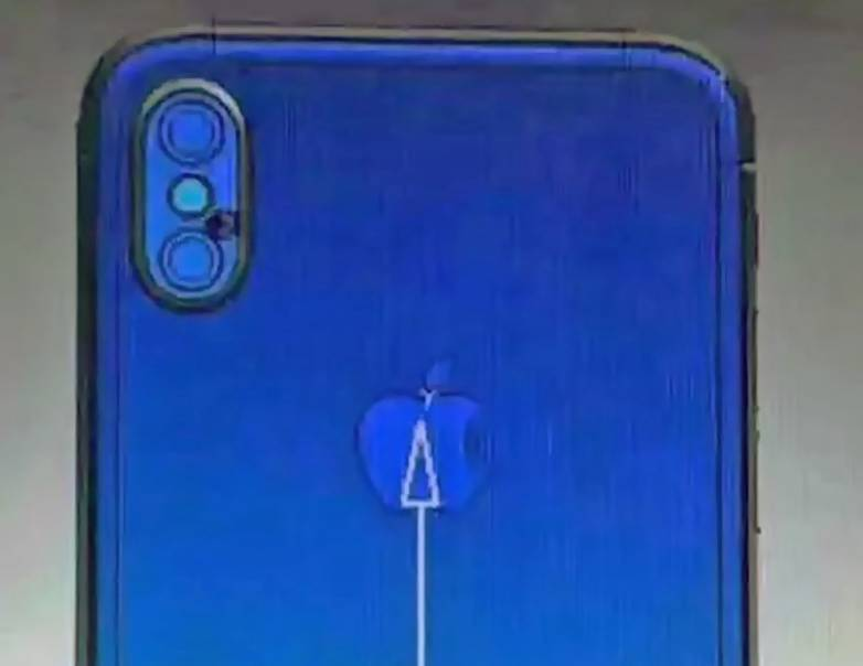 iphone 8 leak