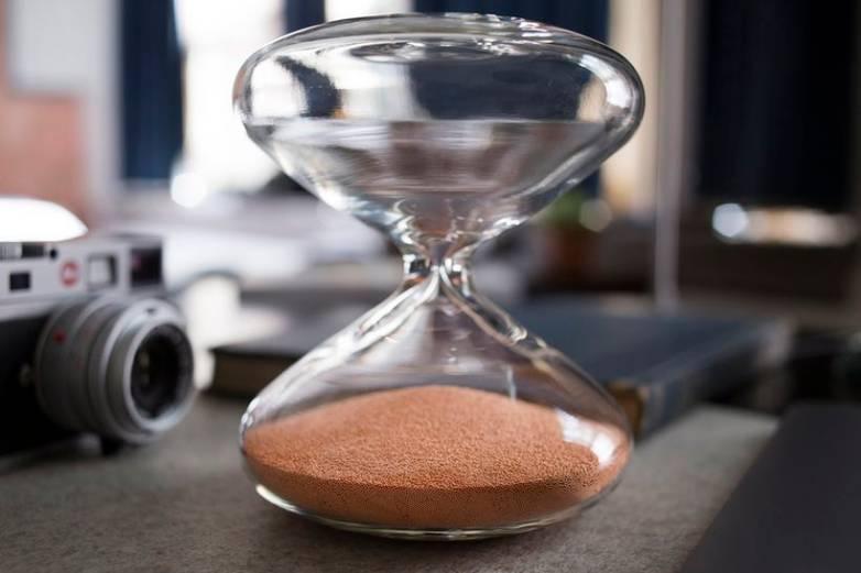 Marc Newson Hourglass Design Story