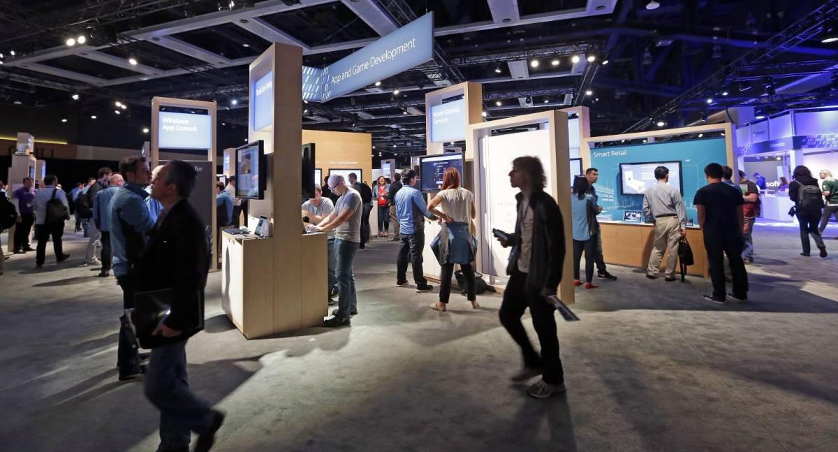Microsoft Build 2017 day 2 recap