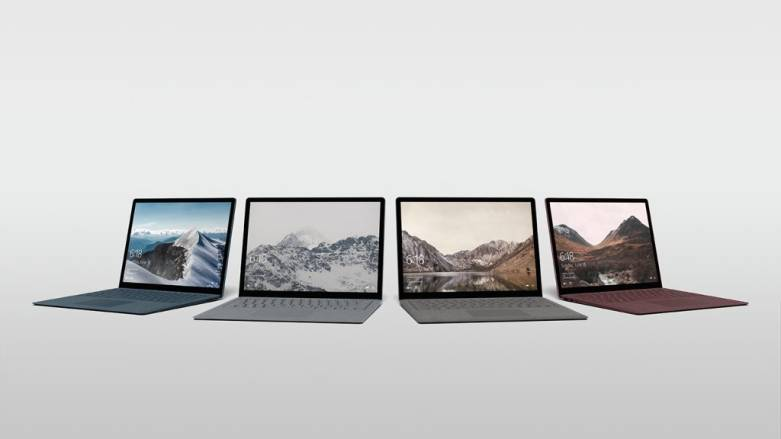 Microsoft Chromebook, Windows 10 S
