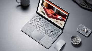 Microsoft Surface Laptop Upgrade