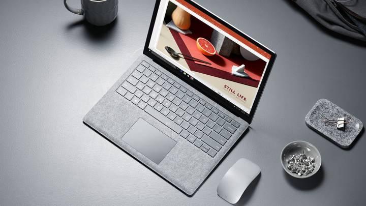 Microsoft Surface Laptop Upgrade