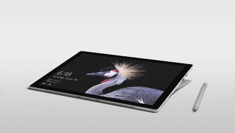 Microsoft Surface Pro 2017 Laptop or Tablet