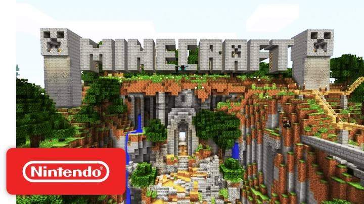 Nintendo Switch screenshot glitch