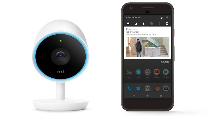 Nest Cam IQ launch