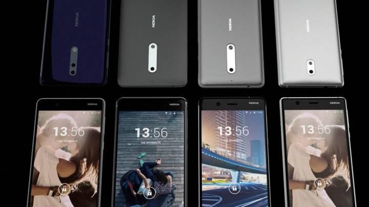 Nokia 8 or Nokia 9 and Nokia 7 Video Leak