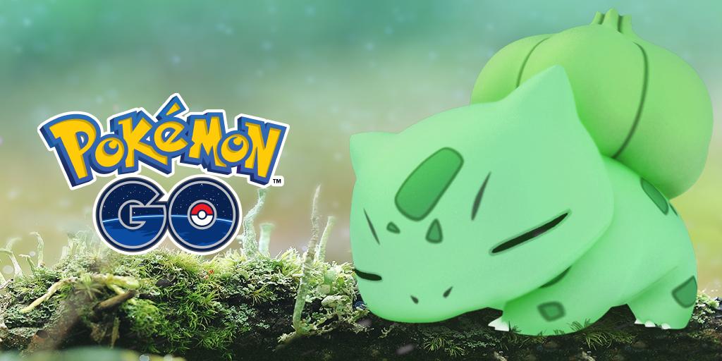Pokemon Go grass event
