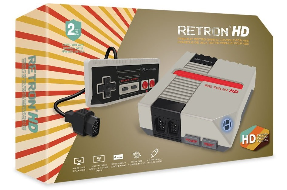 NES Classic Edition replacement