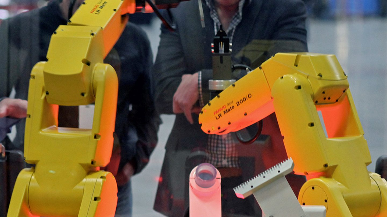 robot hacking