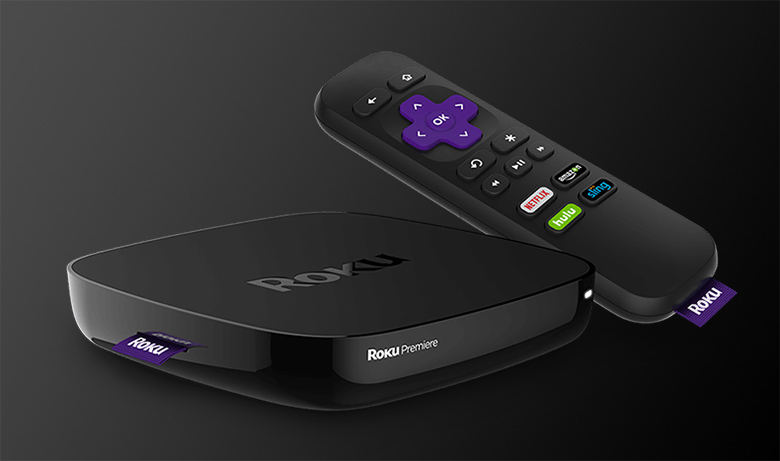 Roku Premiere Plus Amazon