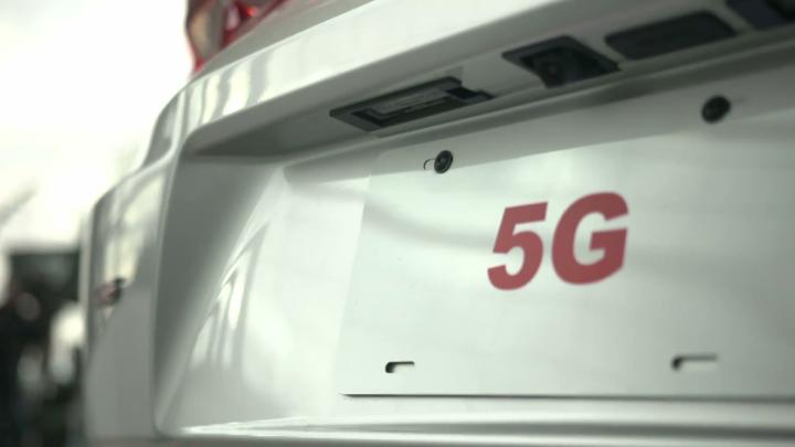 5G test Verizon