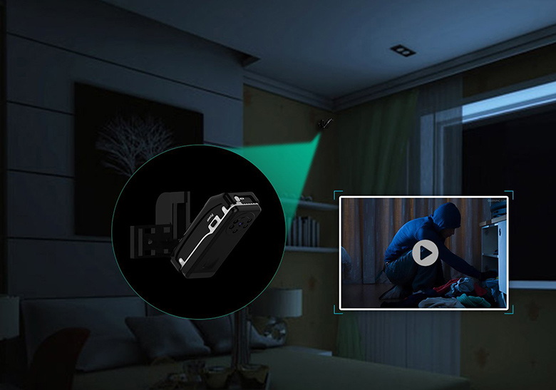 Spy Camera For Home With Audio