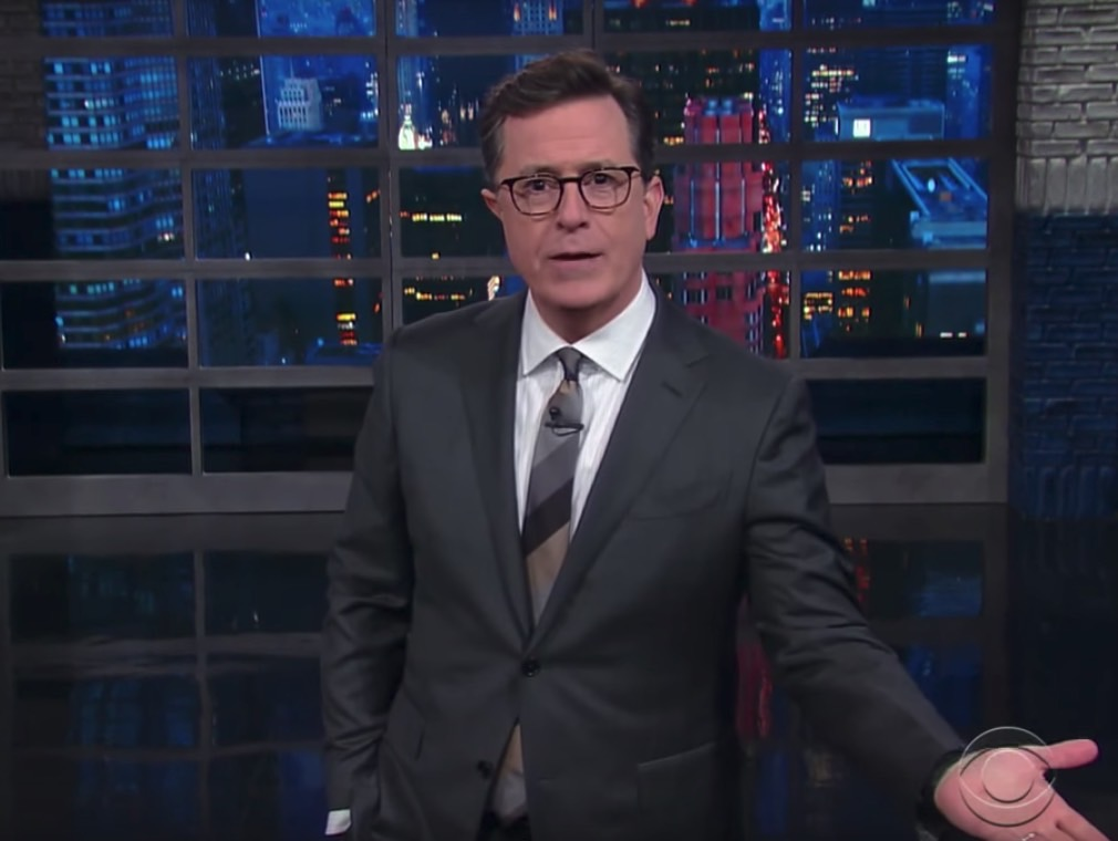 colbert guys Watch video  get the latest comedy central shows, including the daily show, inside amy schumer, south park, broad city and comedy central classics like chappelle's show and strangers with candy.