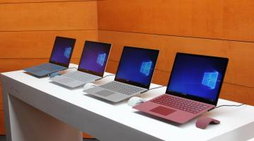 Microsoft Surface Laptop preview