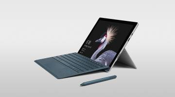 Surface Pro 2017 USB-C Support
