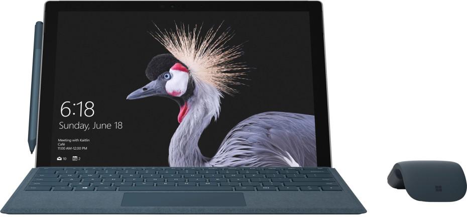 Surface Pro 2017 Update Release Date Soon