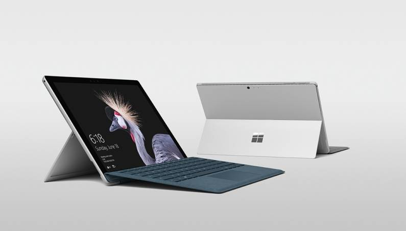 Surface Pro 2017 Release Date