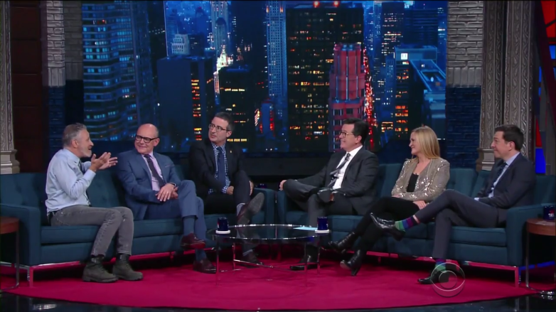 The Daily Show reunion