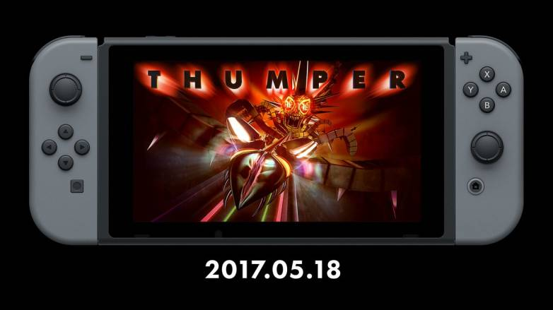 Thumper Nintendo Switch release date
