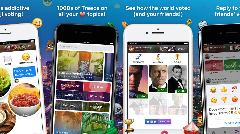 treeo app