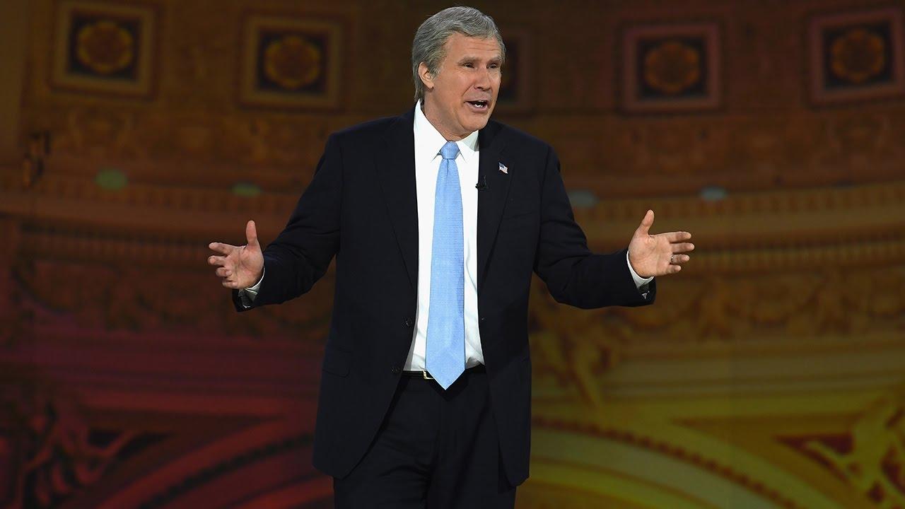 Will Ferrell's George Bush impression