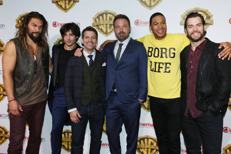 Justice League: Zack Snyder steps down