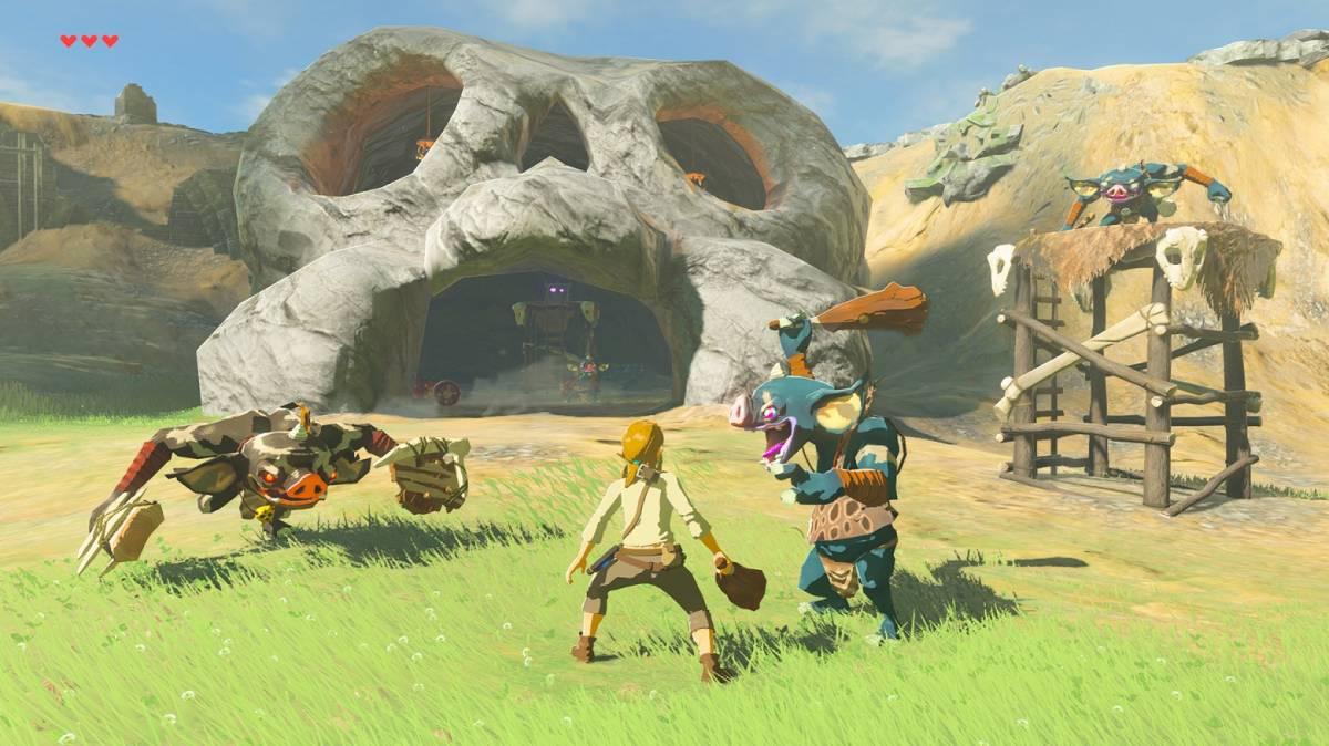 Zelda: Breath of the Wild - Master Trials