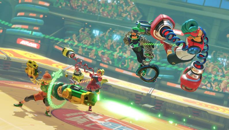 ARMS review