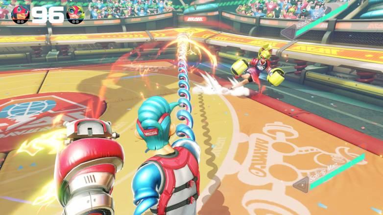 ARMS Nintendo Switch Price