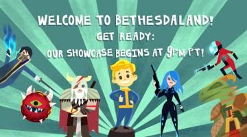 Bethesda E3 2017 press conference live stream