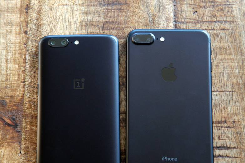 OnePlus 5 Camera Features 2x Optical Zoom