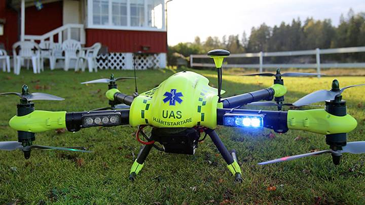 flypulse lifedrone