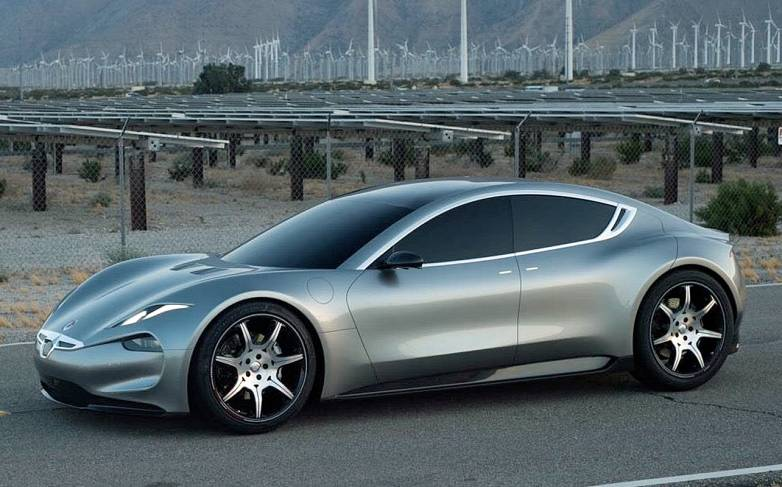 Electric Cars: Fisker Emotion