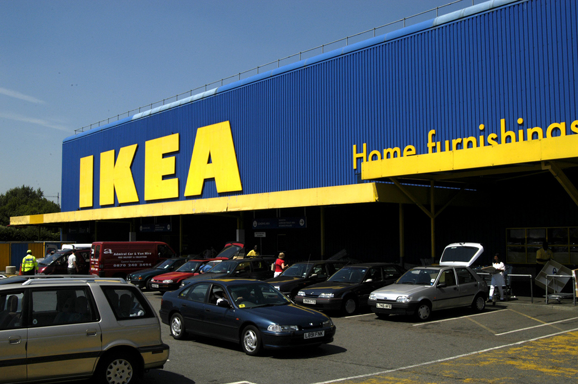 Ikea TaskRabbit furniture assembly