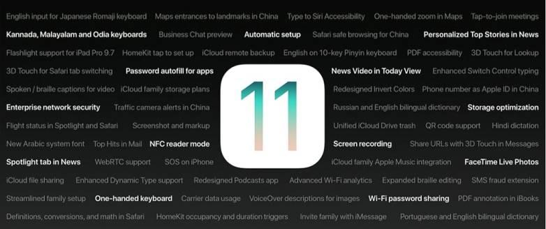 iOS 11 vs Android Oreo 8.0