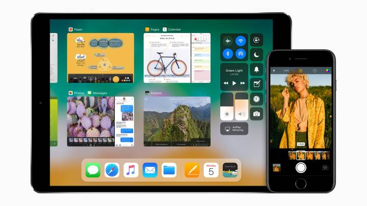 iPad with Face ID
