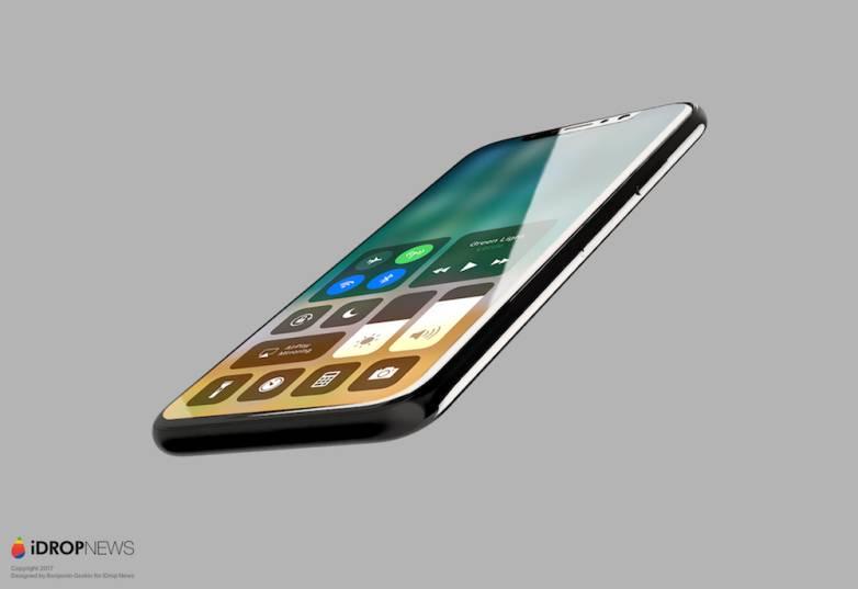 iPhone 8 wireless charging rumors