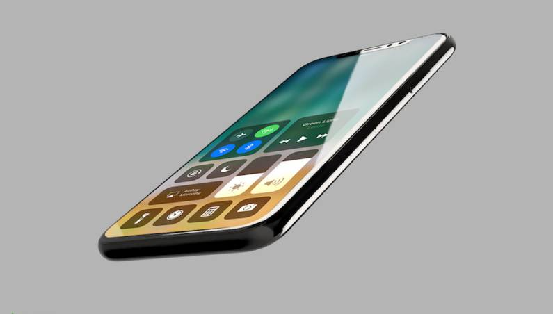 iPhone 8 wireless charging rumors
