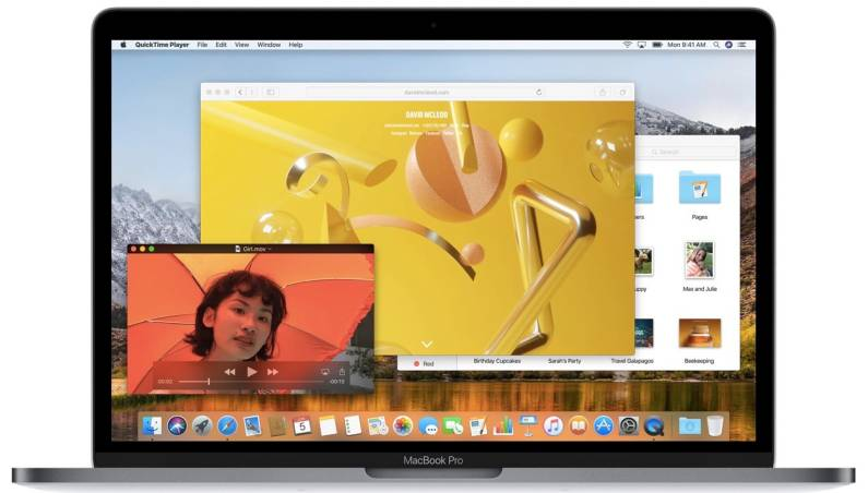 macOS 10.13 High Sierra Features and Release Date