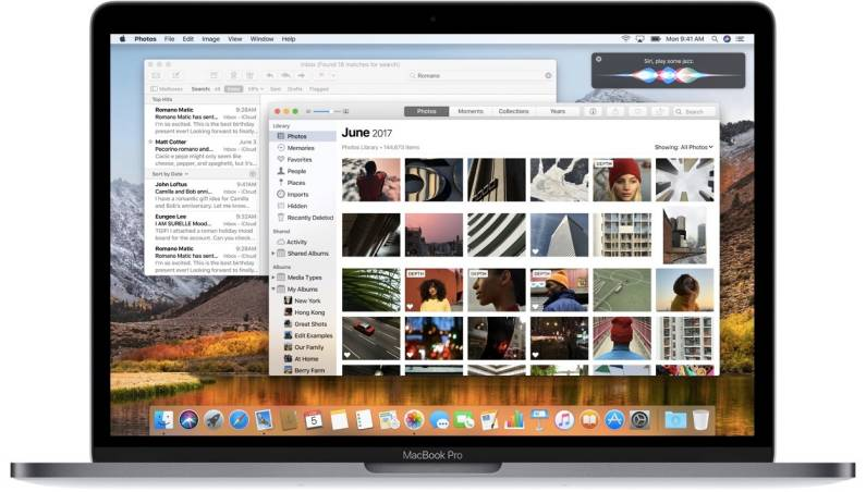 Apple macOS High Sierra root login bug