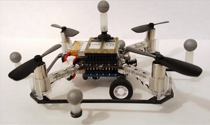 Self-Driving Flying Car Tech