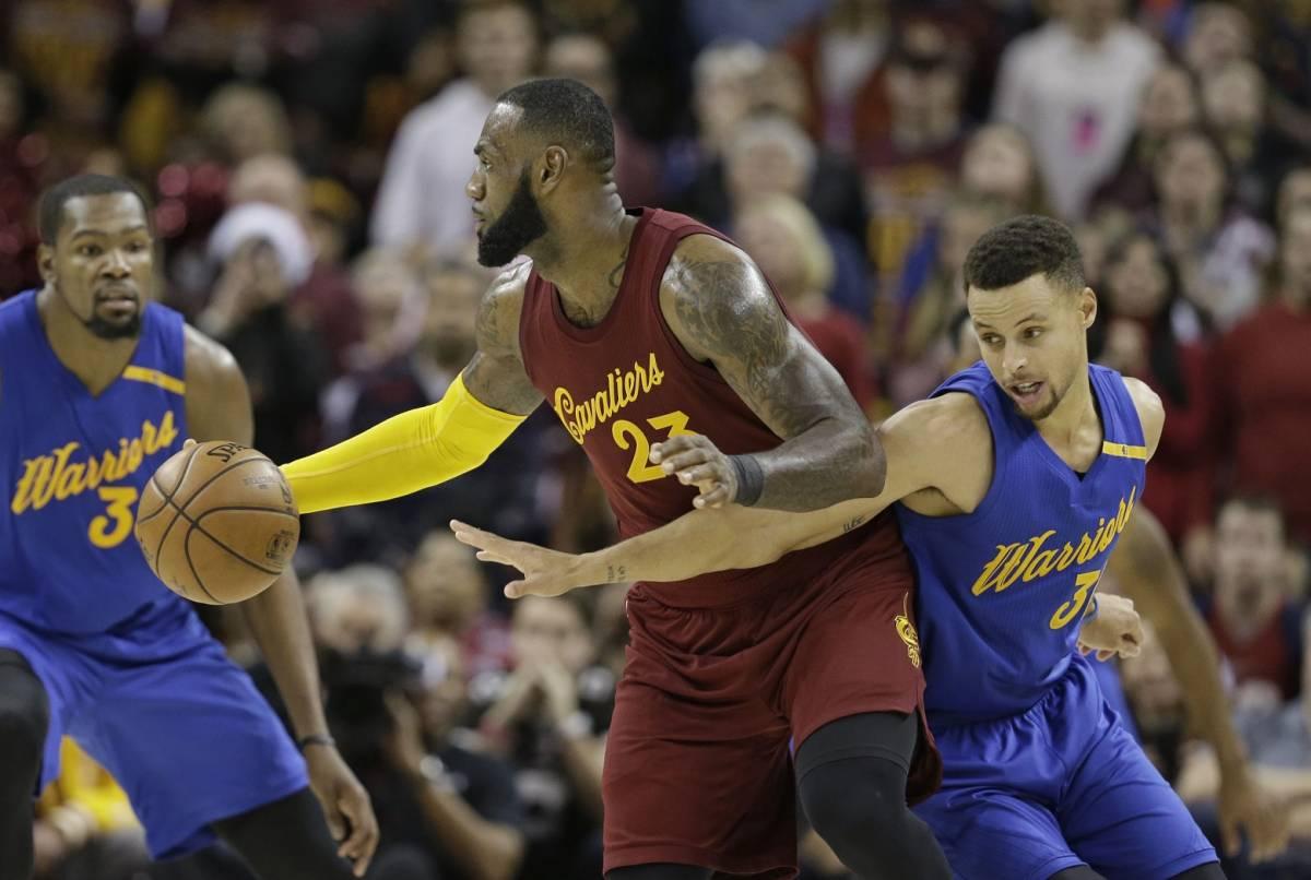 NBA Finals 2017 Game 1 live stream