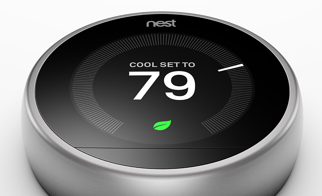 Nest Thermostat 2017