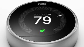 Nest Thermostat 2017