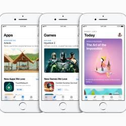 WWDC 2017: iPhone App Store redesign