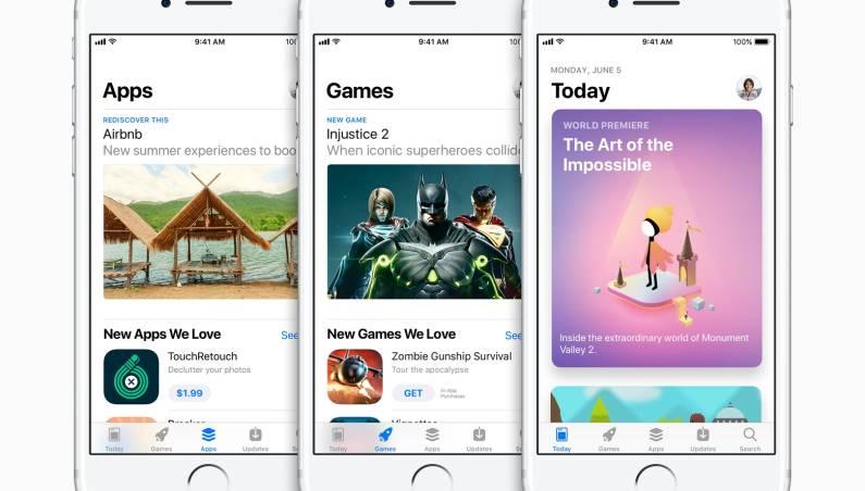 Apple: iOS app reviews