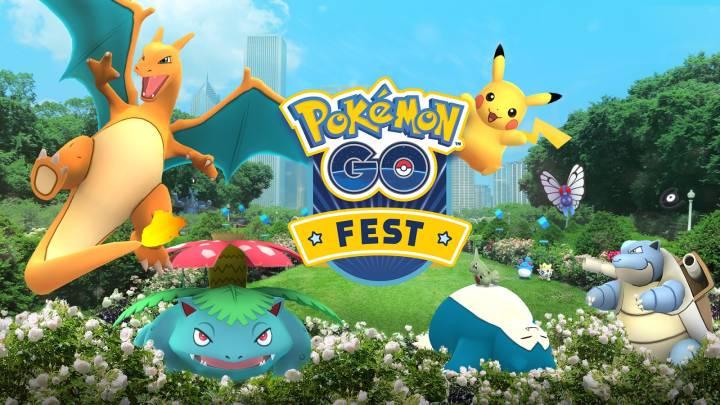 Pokemon Go Fest live stream