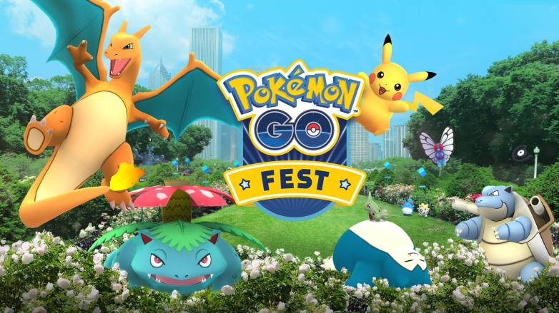Pokemon Go Fest class-action lawsuit