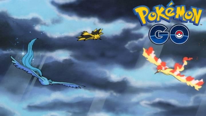 Pokemon Go: Legendary Raids